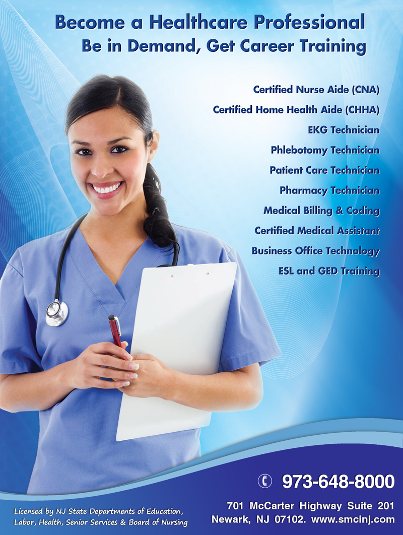 Medical And It Training In Downtown Newark Nj Cna Pct Medical