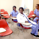 CNA Class in Session