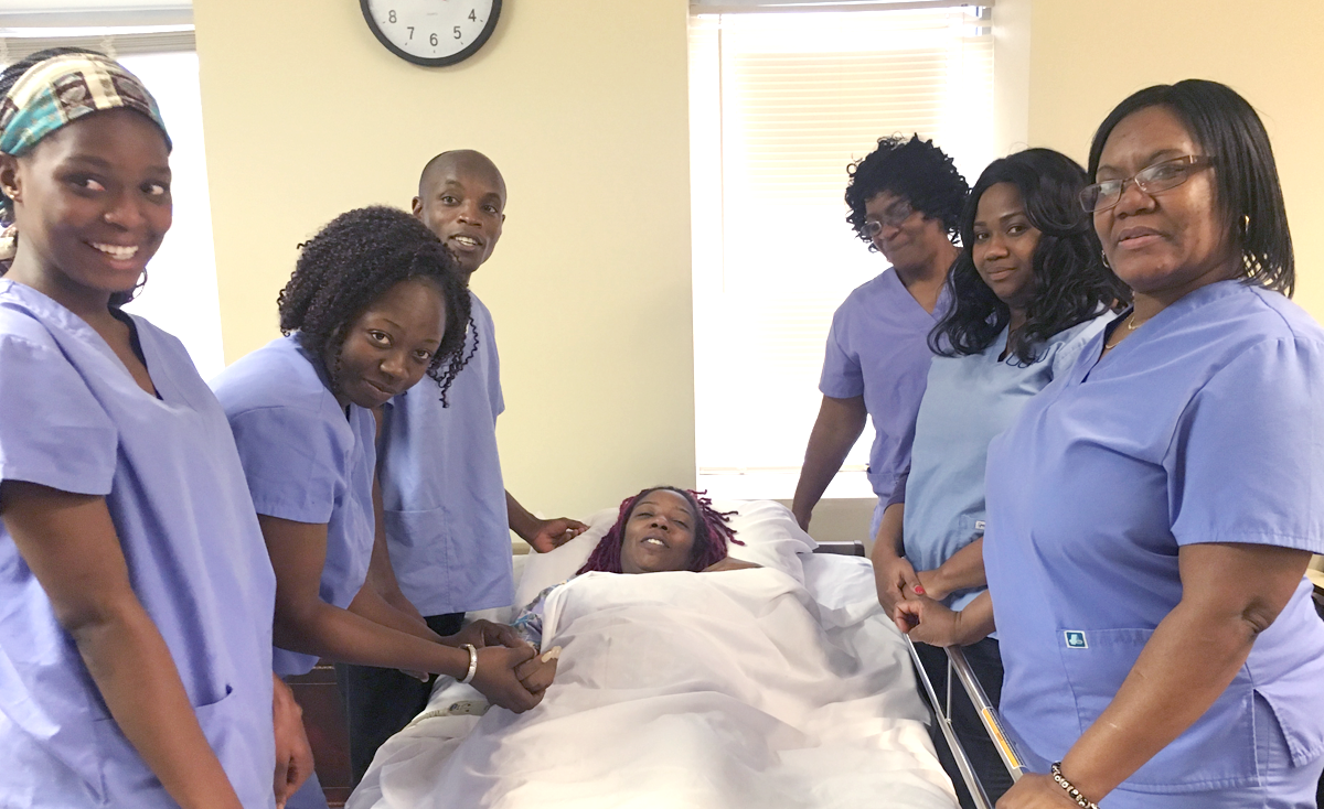 Gallery Medical Training In Downtown Newark Nj